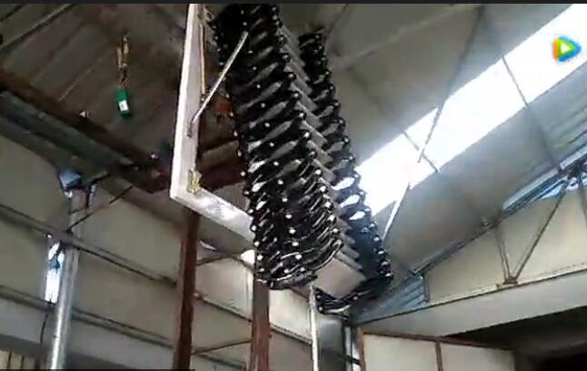 4米高的壁挂款江苏11选5玩法技巧楼梯视频