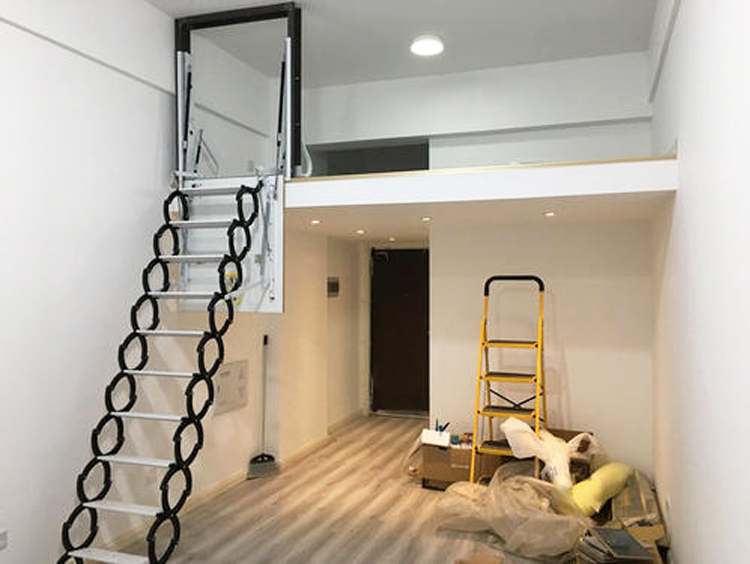 侧装铝镁合金江苏11选5玩法技巧楼梯